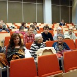 uczestnicy prelekcji w Chrzanowie (fot. Remigiusz Lichota)